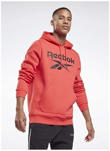 Reebok Sweatshirt Kırmızı